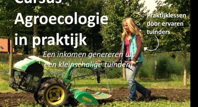 Cursus Agro-ecologie voor toekomstige CSA tuinders